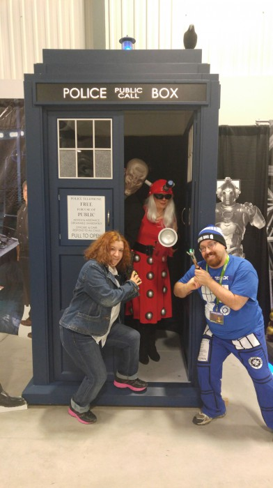 Doctor Who Gang