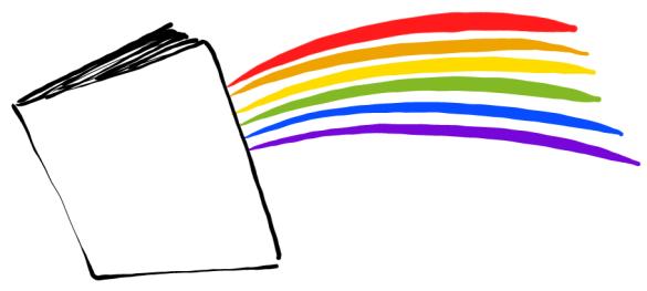 rainbow book