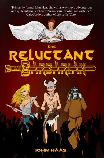 The Reluctant Barbarian book cover