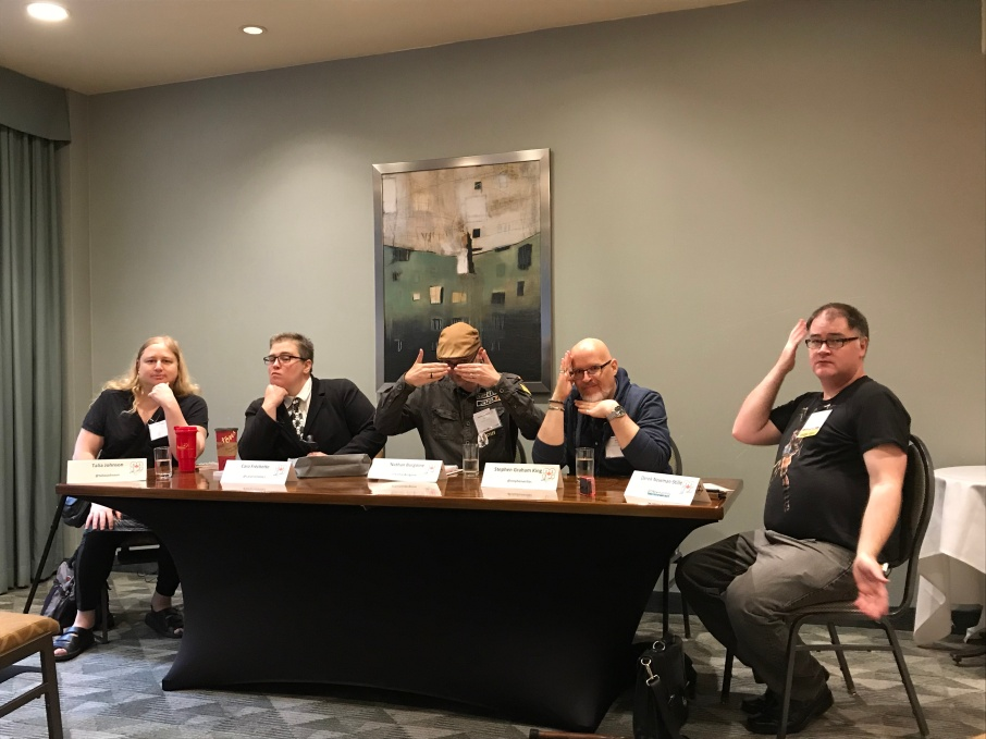 SpAN folks at Can-Con 2017