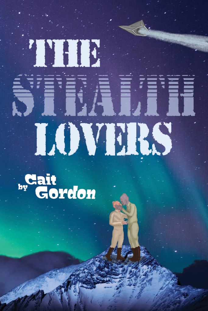 Front cover of The Stealth Lovers