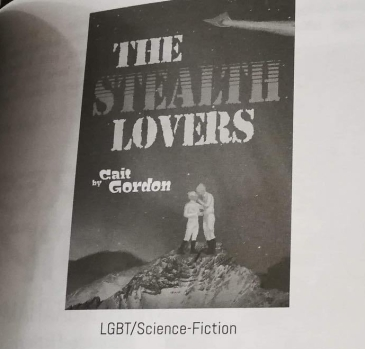 Black and white promo of The Stealth Lovers.