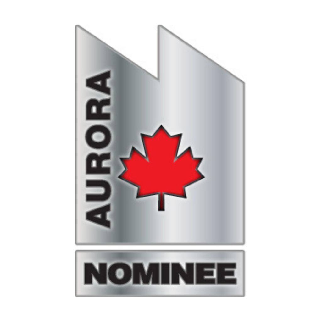 Prix Aurora Award nominee logo